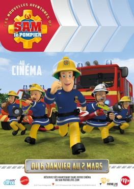 Les Nouvelles aventures de Sam le pompier (2017)