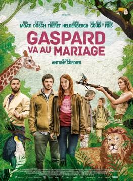 Gaspard va au mariage (2017)