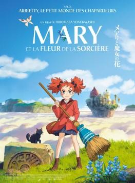 Mary et la fleur de la sorcière (2017)