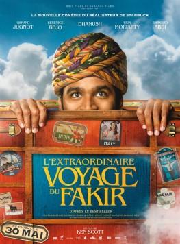 L'Extraordinaire voyage du Fakir (2018)