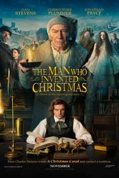 The Man Who Invented Christmas (2018)