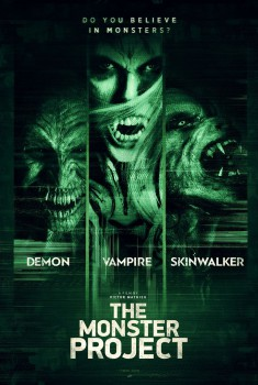 The Monster Project (2018)