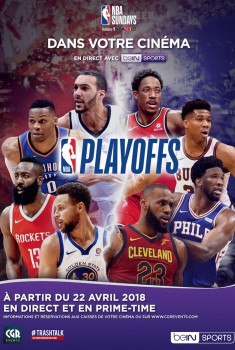 NBA Playoffs 2018 (CGR Events) (2018)