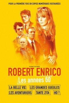 Robert Enrico, les années 60 (2018)