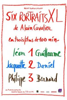 Six portraits XL : 1 Léon et Guillaume (2018)