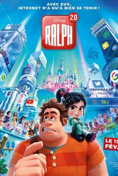 Les Mondes de Ralph 2 (2018)