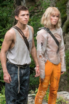 Chaos Walking : The Knife of Never Letting Go (2019)