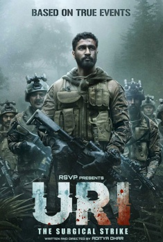 Uri : The Surgical Strike (2019)
