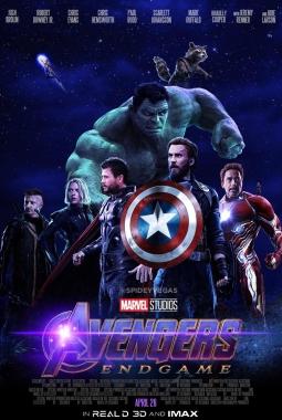 Avengers 4: Endgame (2019)