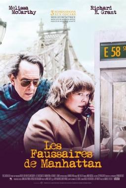 Les Faussaires de Manhattan (2019)