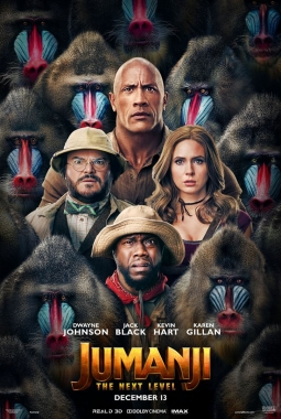 Jumanji: next level (2019)